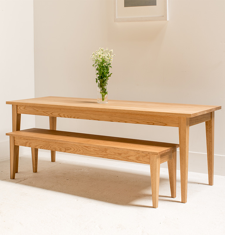 New Refectory Table