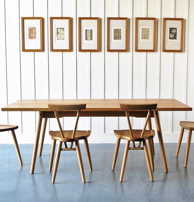 Danish Rectangular Table